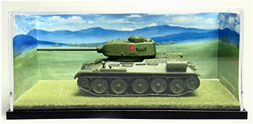 Tenohira Senshado Collection T-34/85 Pravda High School Gather on the Grassland!_3
