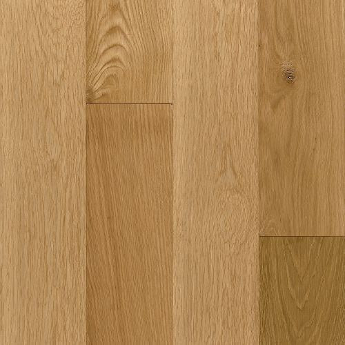 Unfinished White Oak Solid Hardwood Flooring Select Grade