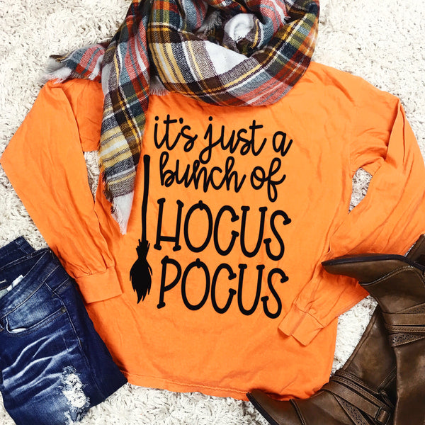It's Just A Bunch Of Hocus Pocus - Shirt
