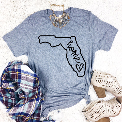 Florida Home - Shirt