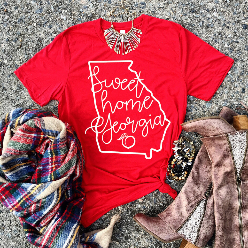 Sweet Home Georgia - Shirt