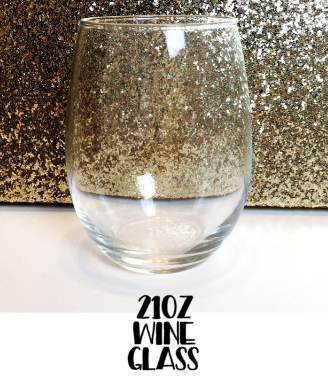 Custom Design - Wine Glass
