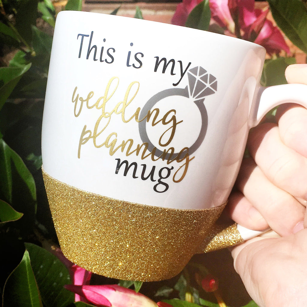 This Is My Wedding Planning Mug - Coffee Mug