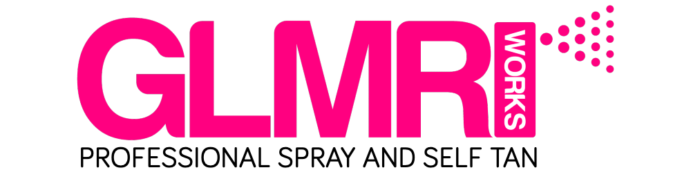 GLMR Works Tan Logo