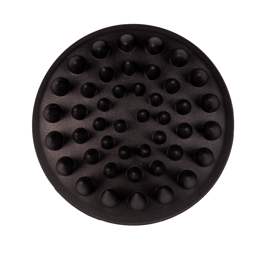 GLMR Works® Silicone Scalp Shampoo Brush