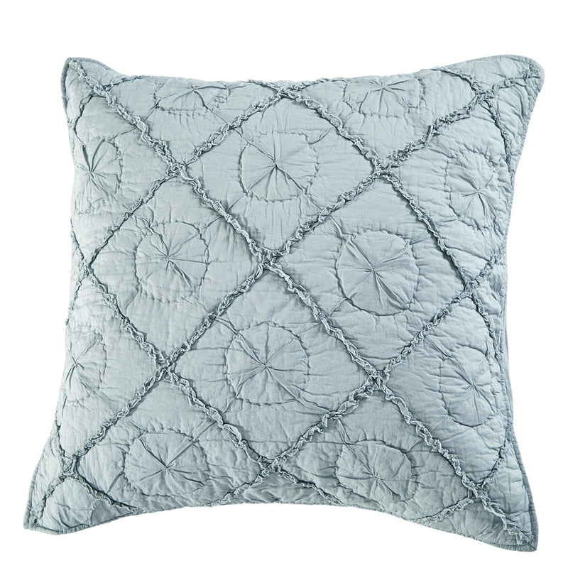 Country Idyl Luxury Fog Pillow Sham - Calla Angel  - 4