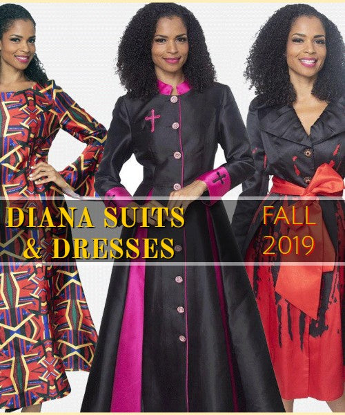 Diana Suits And Dresses