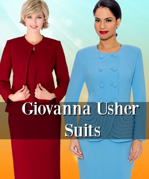 Giovanna Usher Suits