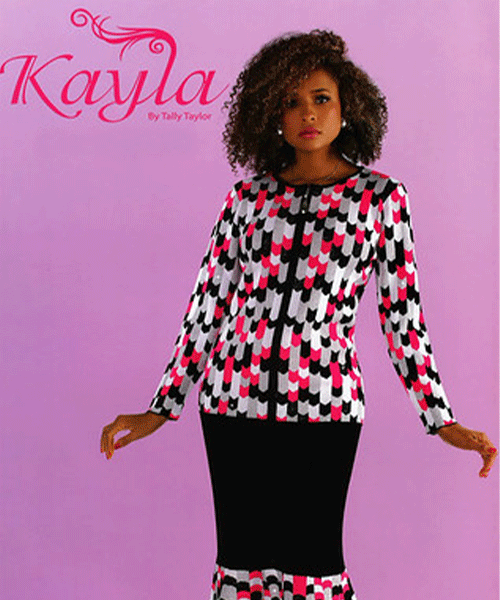 Kayla Dresses By Tally Taylor