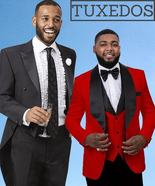 Men Tuxedos