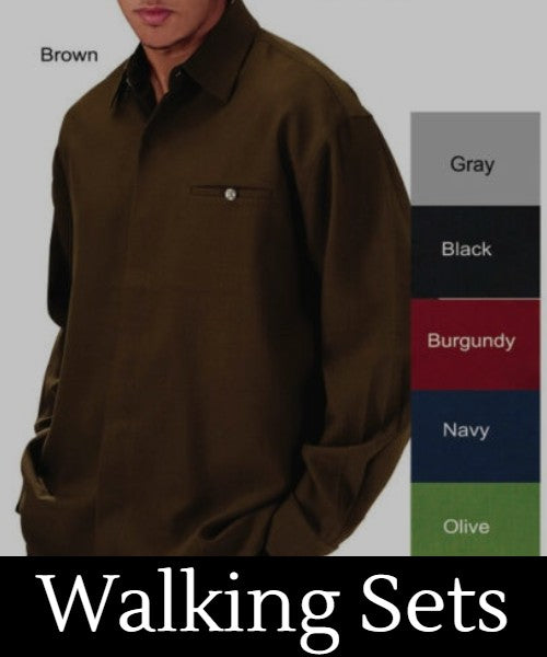 Men Walking Sets
