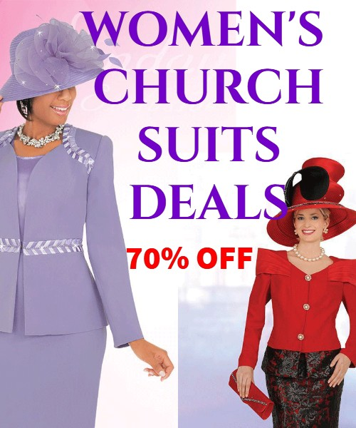 Church Suits Clearance