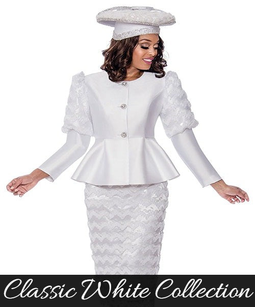 White Church Suits