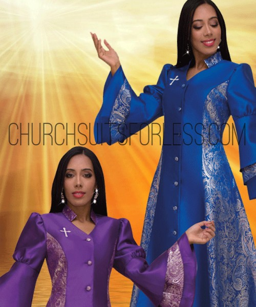 Women Church Robes