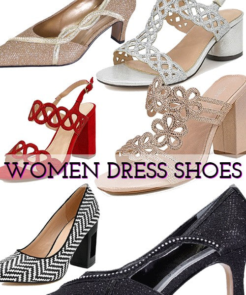 Women Church Shoes