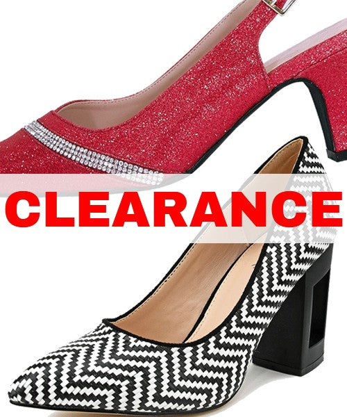 Women Shoes Clearance