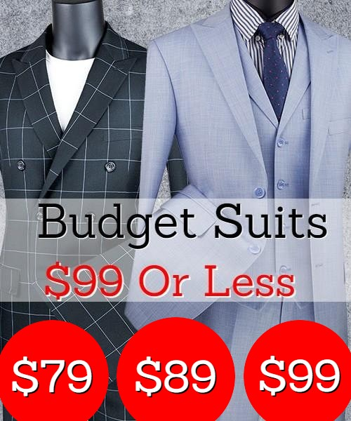 men church suits under 100
