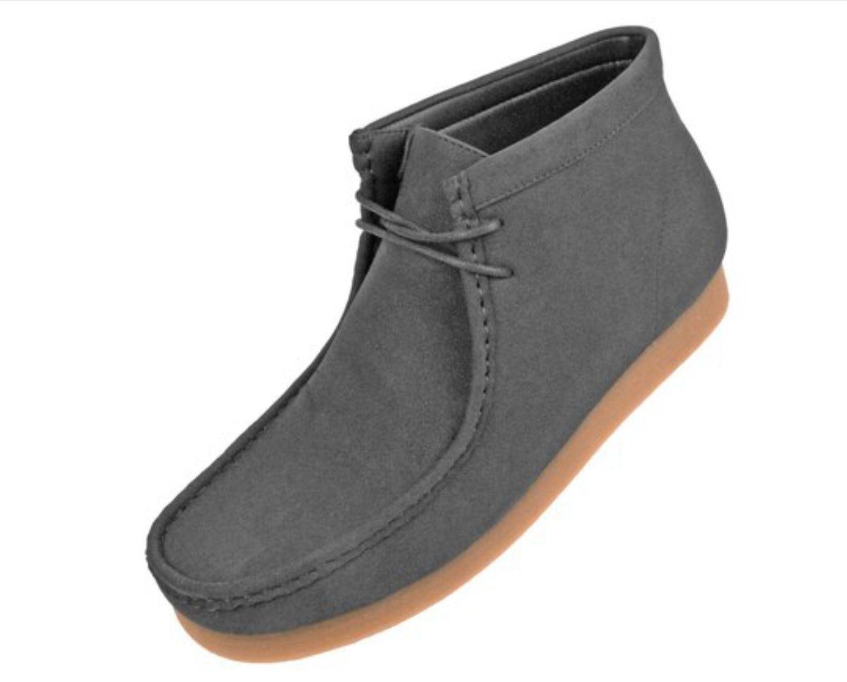Men High Top Casual Boot-Jay2 - Church Suits For Less