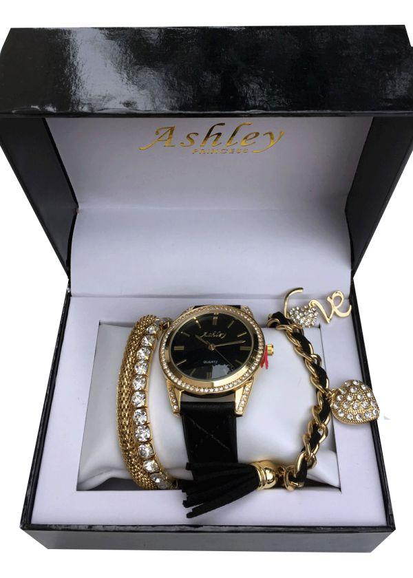 Watch & Bracelet Set-10 - Church Suits For Less
