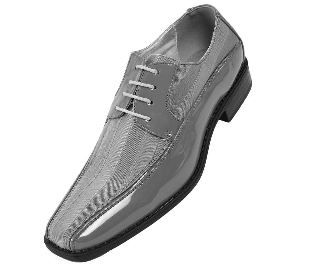 Men Shoes Viotti-179-011-Grey - Church Suits For Less
