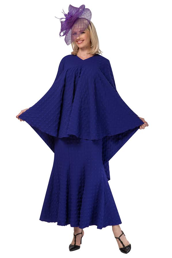 Giovanna Suit 0941C-Purple - Church Suits For Less