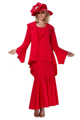 Giovanna Suit 0940-Red