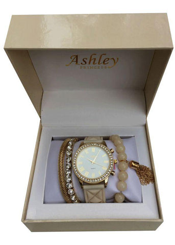 Watch & Bracelet Set-04
