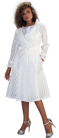 Tally Taylor Dress 4638-Ivory - Church Suits For Less