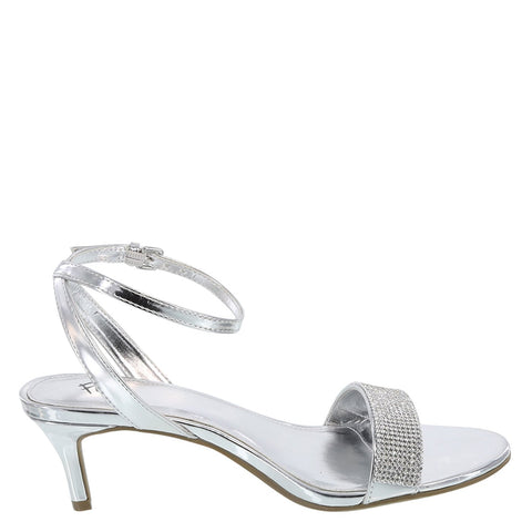 Women Church Shoes D05-silver