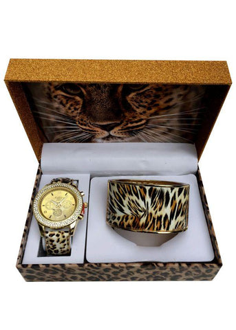 Watch & Bracelet Set-07