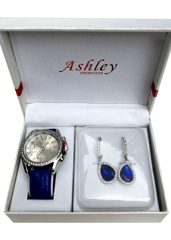 Watch & Earring Set-11 - Church Suits For Less