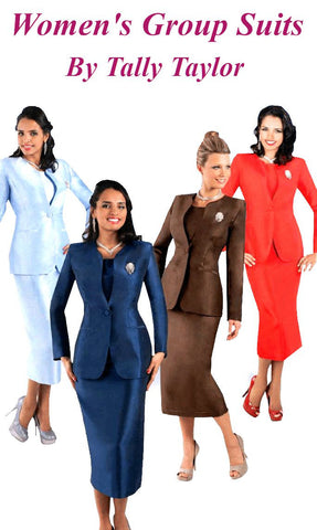 Tally Taylor 4350 - Church Suits For Less