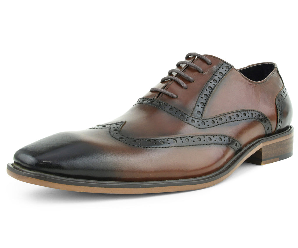 Men Shoes Asher-AG265-065 - Church Suits For Less