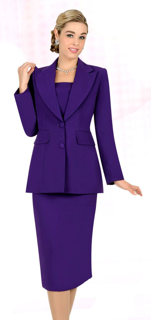 Aussie Austine Usher Suit 12442 - Church Suits For Less