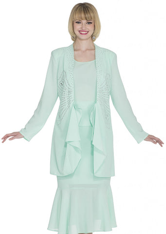 Aussie Austine Christie Skirt Suit 672