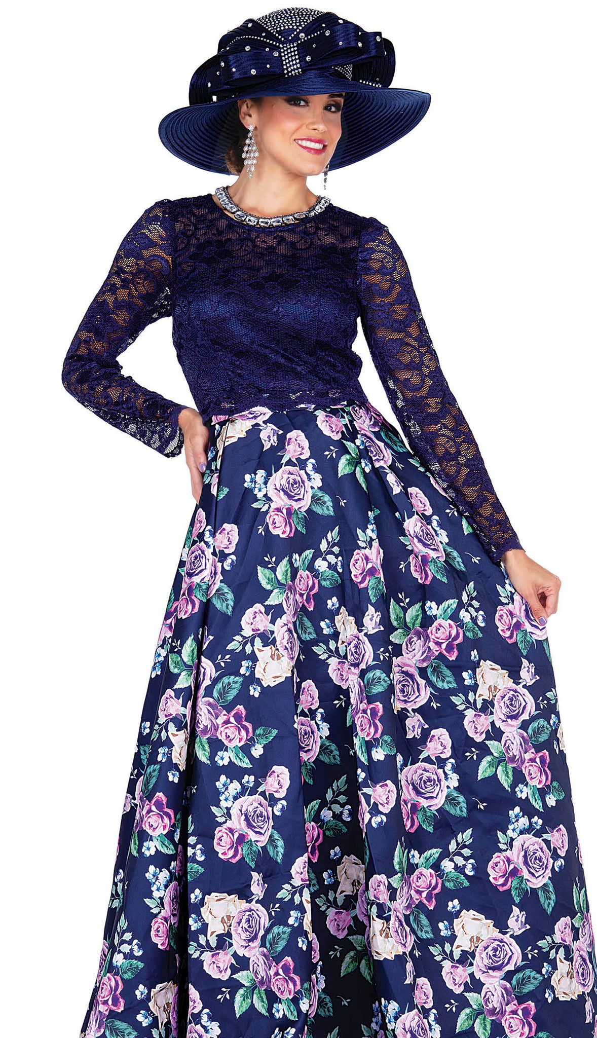 Aussie Austine Dress 5366 - Church Suits For Less