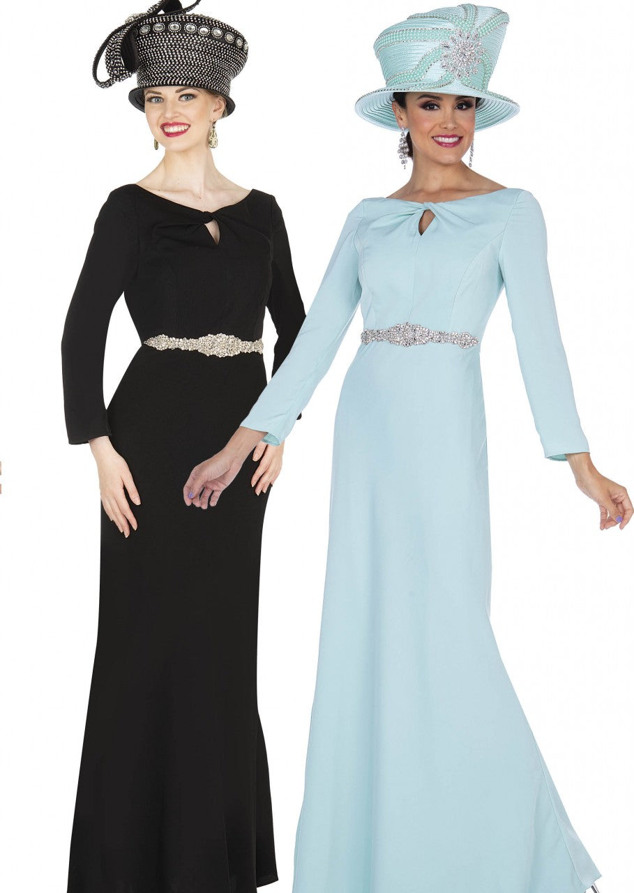Aussie Austine Dress 5367 - Church Suits For Less