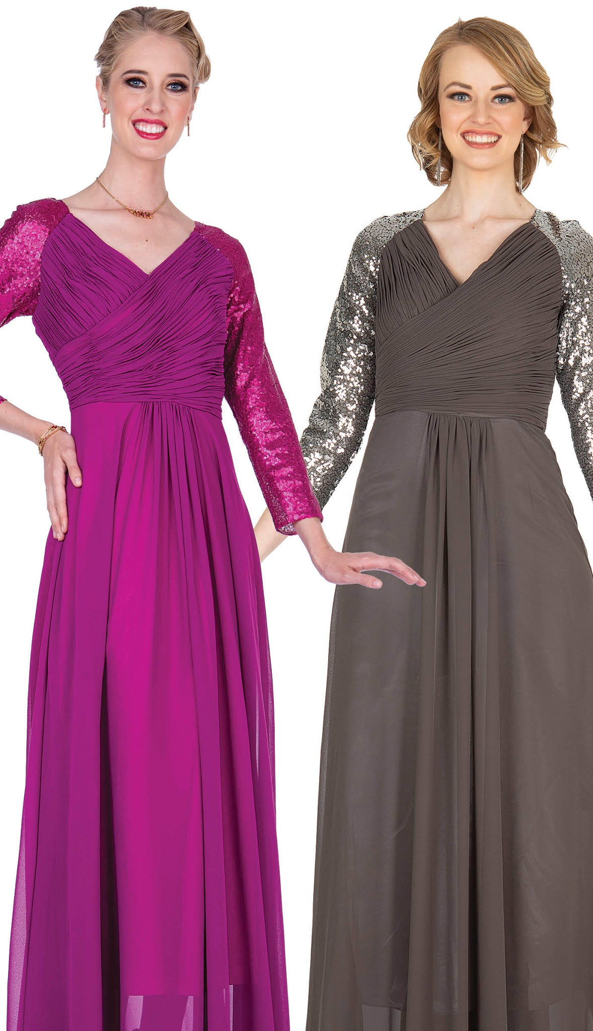 Aussie Austine Dress 5372 - Church Suits For Less
