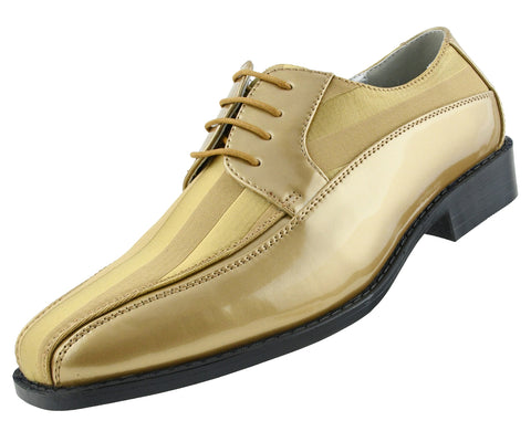 Men Shoes Amali-Avant-Gold - Church Suits For Less