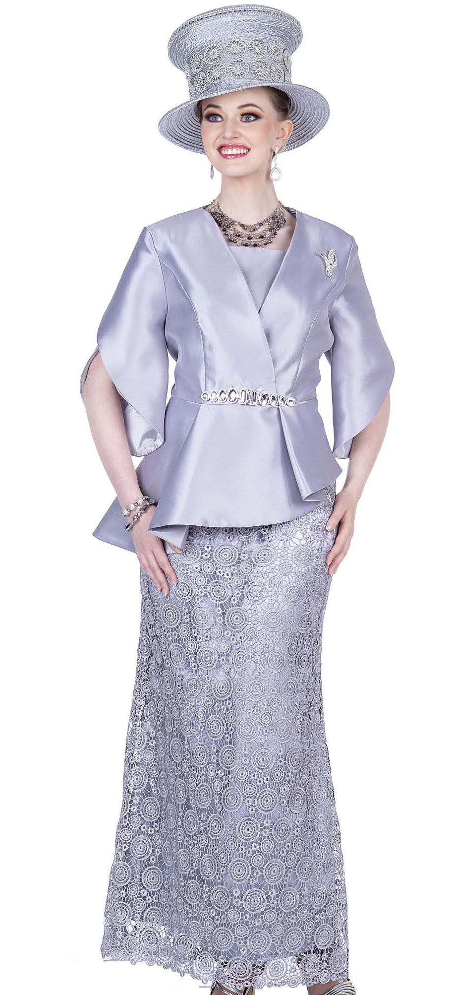 Champagne Italy 5207 - Church Suits For Less