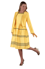 Chancele Dress 9509 - Church Suits For Less