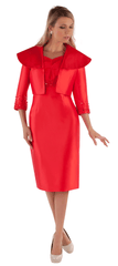 Chancele Dress 9524 - Church Suits For Less