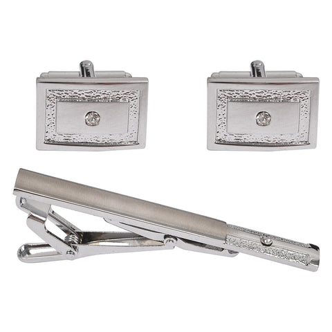 Cuff-link and Tie Bar Set CTB2140