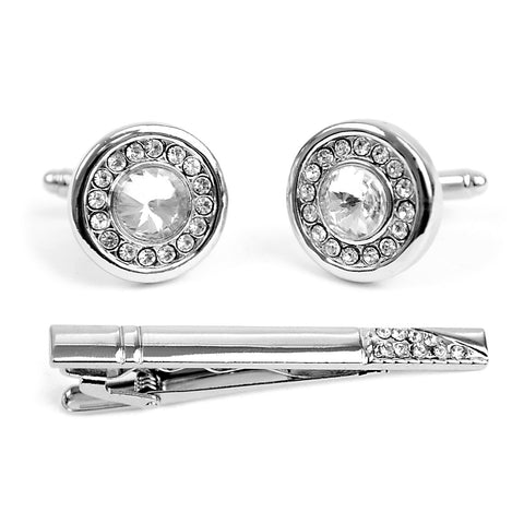 Cuff-link and Tie Bar Set CTB2303