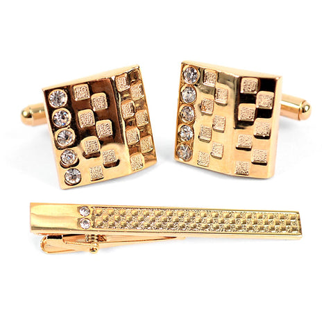 Cuff-link and Tie Bar Set CTB2419