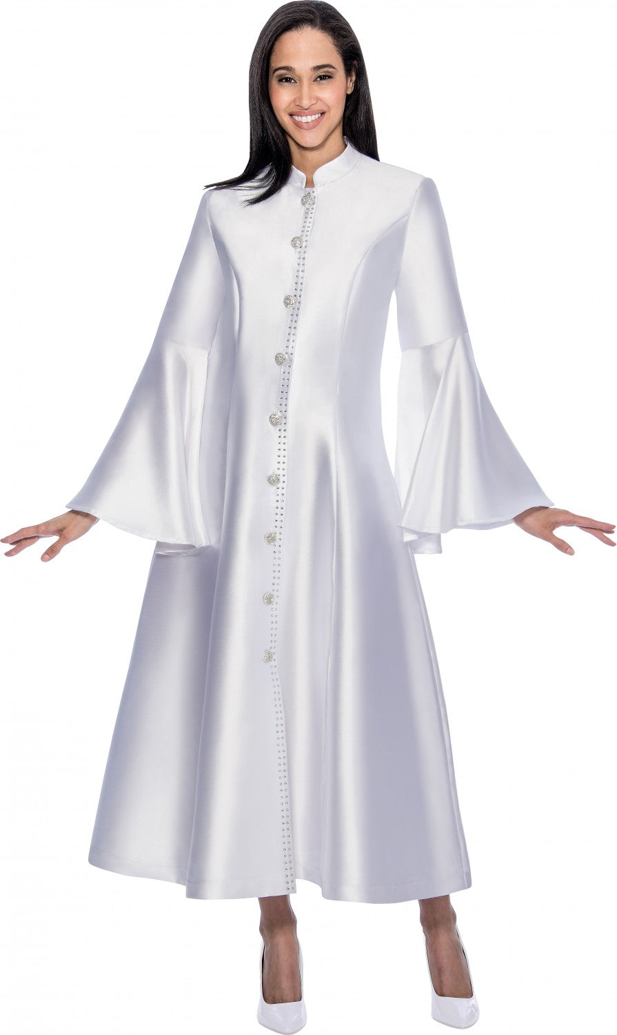 Regal Robes RR9031-White - Church Suits For Less