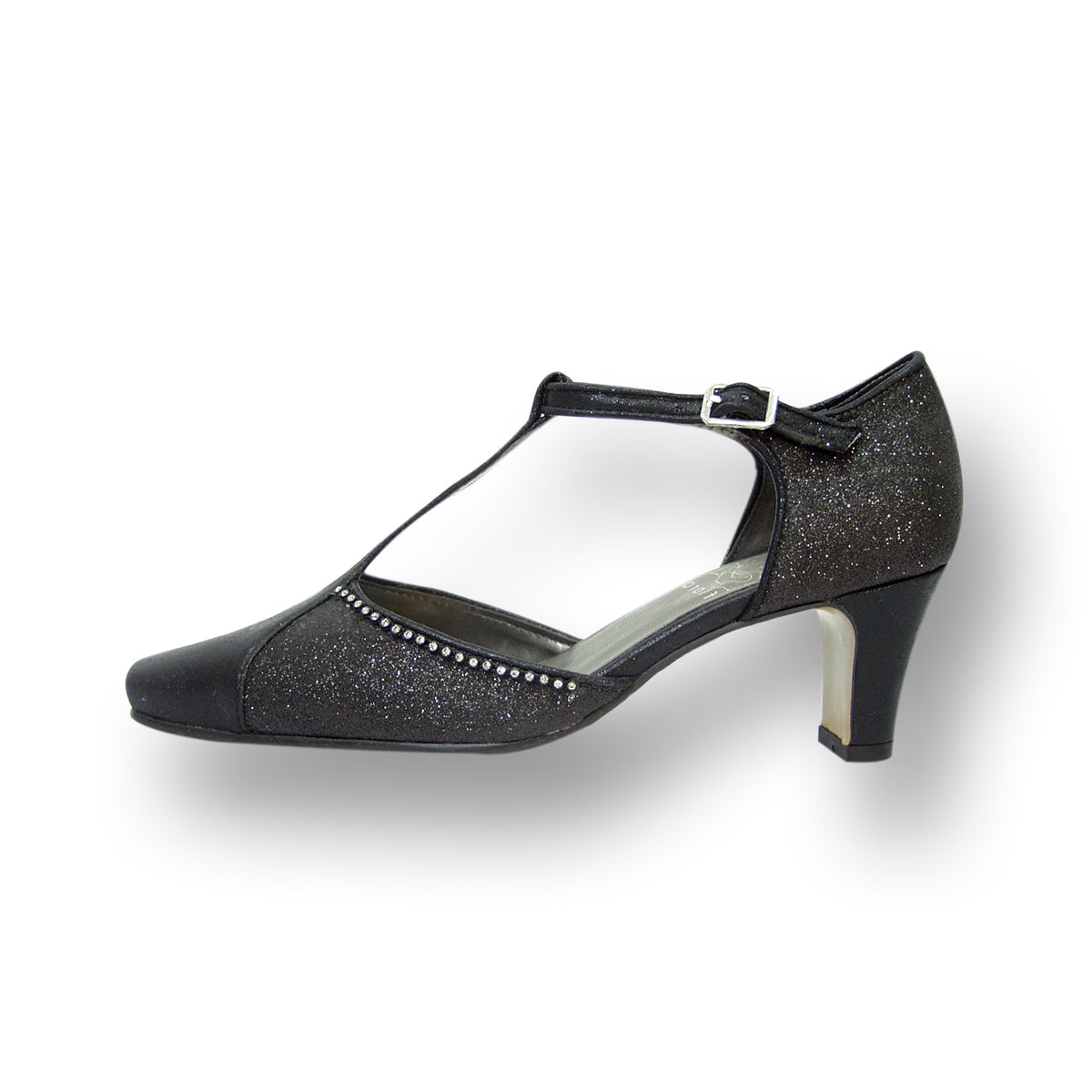 Women Church Shoes DP772-Black - Church Suits For Less