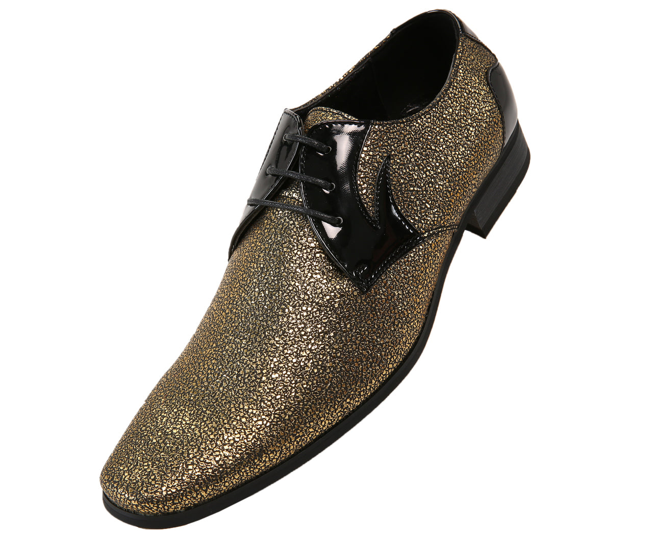 Amali Men Shoes Dazzler-035C - Church Suits For Less