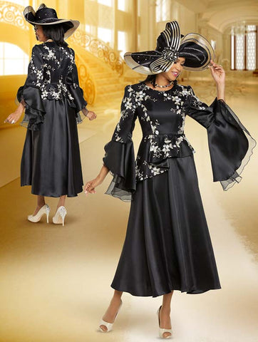 Donna Vinci Dress 11884 - Church Suits For Less