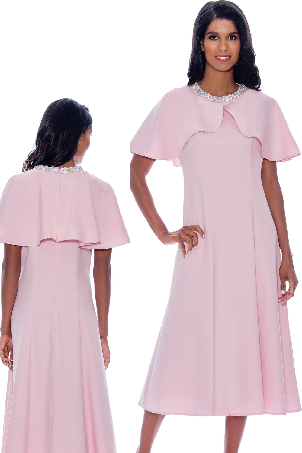 Dress By Nubiano 1901 - Church Suits For Less